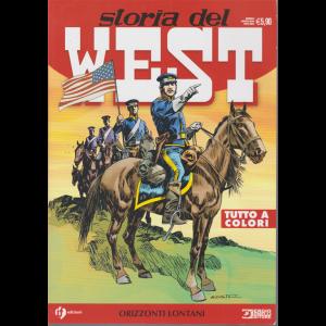 Storia del West - Orizzonti Lontani - n. 17 - mensile - agosto 2020