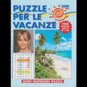 Puzzle per le vacanze - n. 352 - settembre - novembre 2020 - 100 pagine