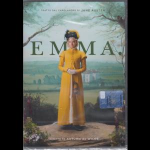 I Dvd Cinema di Sorrisi - n. 29 - settimanale - Emma - 6 agosto 2020 -