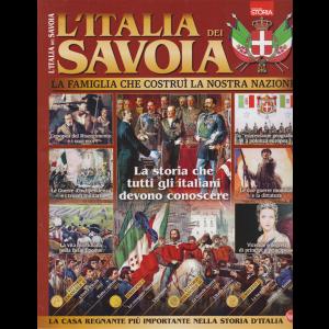 Dinastie Mega - L'Italia dei Savoia - n. 8 - bimestrale - agosto - settembre 2020 -