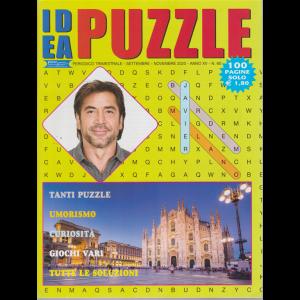Idea Puzzle - n. 60 - trimestrale - settembre - novembre 2020 - 100 pagine