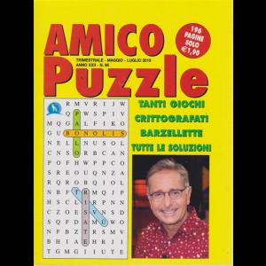 Amico Puzzle - n. 86 - trimestrale - maggio - luglio 2019 - 196 pagine