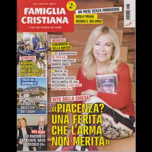 Famiglia Cristiana -n. 32 - 9 agosto 2020 - settimanale