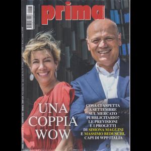 Prima Comunicazione -n. 517 - agosto 2020 - mensile - 2 riviste