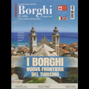 Borghi & città magazine - n. 53 -I borghi,  nuova frontiera del turismo -  agosto - settembre 2020 - mensile