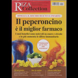Riza Collection - Il Peperoncino è il miglior farmaco - n. 15 - bimestrale - agosto - settembre 2020