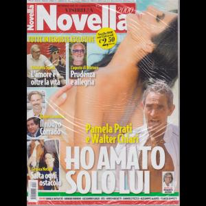 Novella 2000 + Visto - n. 33 - settimanale - 6 agosto 2020 - 2 riviste