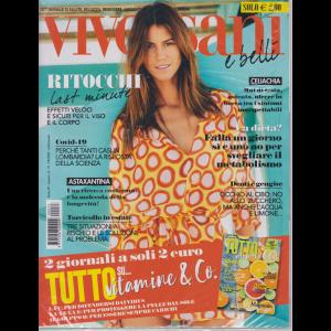 Viversani e belli + Gli speciali di Viversani Tutto su...vitamine & Co. - n. 33 - settimanale - 7/8/2020 - 2 riviste