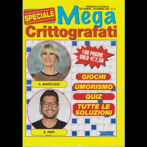 Speciale Mega Crittografati - n. 47 - settembre - novembre 2020 - 196 pagine
