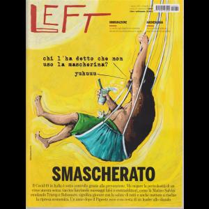 Left Avvenimenti - n. 32 - 7 agosto 2020 - 13 agosto 2020 - settimanale