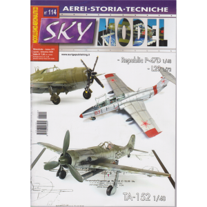Sky Model - n. 114 - bimestrale - agosto - settembre 2020 -
