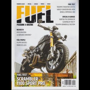Fuel Magazine -n. 9 - bimestrale- agosto - settembre 2020 -