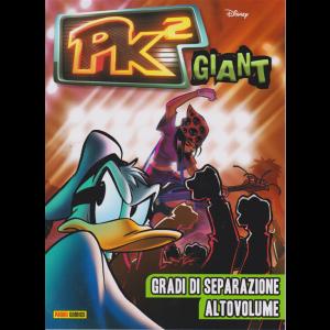 Pk Giant - n. 53 - bimestrale - 8 agosto 2020 - Gradi di separazione - Altovolume