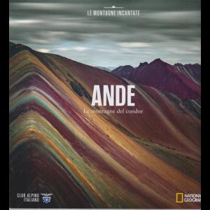 Le Montagne Incantate - Ande - Le montagne del condor - n. 16 -