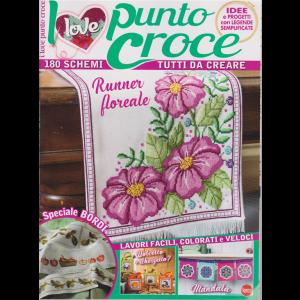 I Love Punto Croce - n. 7 - bimestrale - agosto - settembre 2020 -