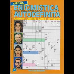 Speciale Enigmistica autodefinita - n. 103 - trimestrale - settembre - novembre 2020