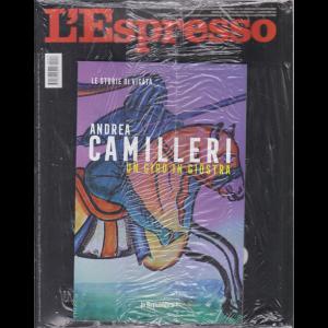 L'espresso - + Le storie di Vigata - di Andrea Camilleri - Un giro in giostra - n. 33 9 agosto 2020 - settimanale