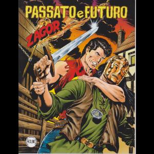 Zagor - Passato e futuro - n. 712 - mensile - agosto 2020 -