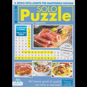 Raccolta Solo puzzle - n. 64 - bimestrale - 29/7/2020 -