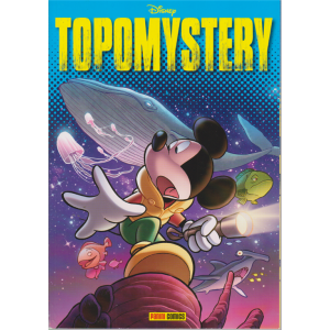 Topomistery - Vol. 3 di 3 - n. 7 - bimestrale - 5 agosto 2020