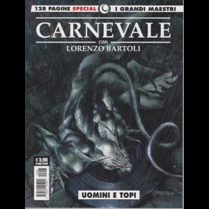 Cosmo Serie Gialla - I grandi maestri - Carnevale con Lorenzo Bartoli - Uomini e topi - n. 95 - 5 agosto 2020 - mensile - 128 pagine