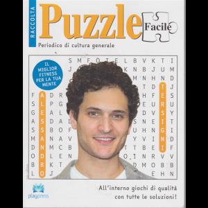 Raccolta puzzle facile - n. 33 - bimestrale - 11/4/2019 - Alessandro Tersigni