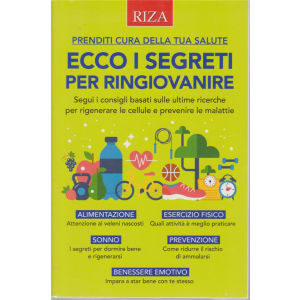 Le ricette Perdipeso - Ecco i segreti per ringiovanire - n. 106 - agosto 2020 -