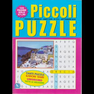 Piccoli Puzzle - n. 274 - mensile - settembre 2020 - 100 pagine