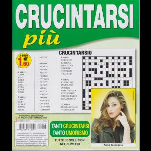 Crucintarsi Piu' - n. 23 - bimestrale - agosto - settembre 2020 -