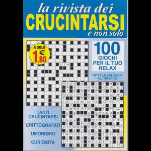 La Rivista dei crucintarsi e non solo - n. 27 - bimestrale - agosto - settembre 2020 - 100 giochi per il tuo relax