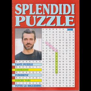 Splendidi Puzzle - n. 77 - trimestrale - maggio - luglio 2019