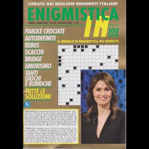 Enigmistica In - n. 399 - mensile - settembre 2020 -