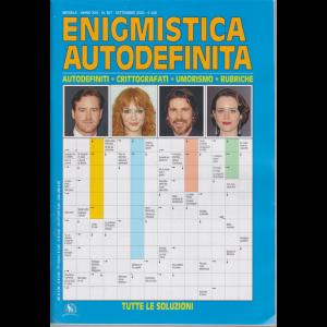 Enigmistica Autodefinita - n. 367 - mensile - settembre 2020