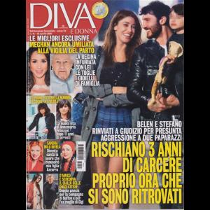 Diva E Donna  - n. 15 - 16 aprile 2019 - settimanale femminile