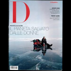 D Donna - settimanale n. 1194 del 20 Giugno 2020 by La Repubblica