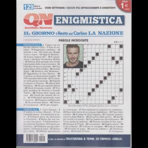 Enigmistica - n. 129 - 17/8/2020 - settimanale