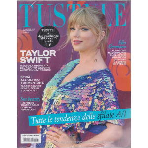 Tu Style - n. 35 - 11 agosto 2020 - settimanale + due mascherine