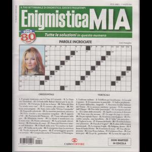 Enigmistica Mia - n. 33 - 17 agosto 2020 - settimanale
