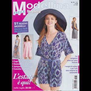 Modellina Facile Simplicity - n. 33 - trimestrale - 11/4/2019