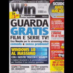 Win Magazine - n. 269 - settembre 2020 - mensile rivista + cd