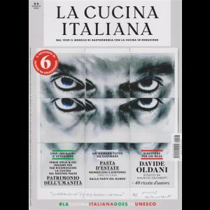 La cucina italiana - n. 8 - agosto 2020 - mensile