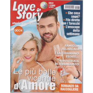 Love Story - n. 32 - settimanale - 18 agosto 2020