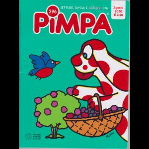 Pimpa - n. 396 - agosto 2020 - mensile