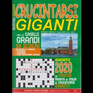 Crucintarsi Giganti - n. 14 - mensile - agosto 2020 -