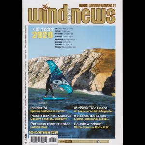 Wind News - surf magazine - n. 4/5 - agosto - settembre 2020 - mensile