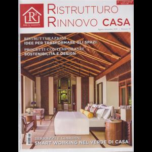 R2 Erre al Quadrato+ - Gap Casa - n. 50 - agosto - settembre - bimestrale - 2 riviste