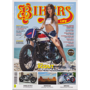 Bikers Life - n. 9 - agosto - settembre 2020 - mensile