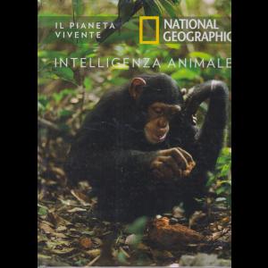 Il Pianeta Vivente - National Geographic - Intelligenza animale - n. 42 - 11/8/2020 - settimanale - copertina rigida