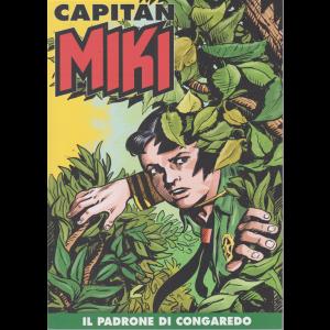 Capitan Miki - n. 79 - Il padrone di Congaredo - settimanale -