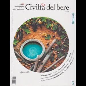 Civilta' del bere - n. 8 - trimestrale - luglio - agosto - settembre 2020